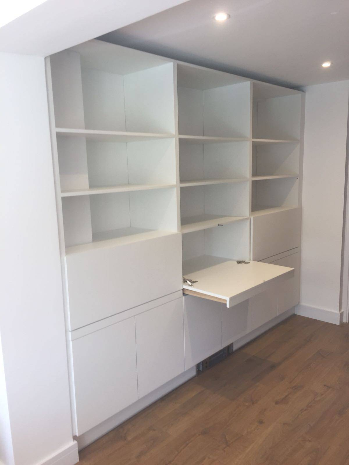 Bespoke Cupboard, Desk & Storage Solution
