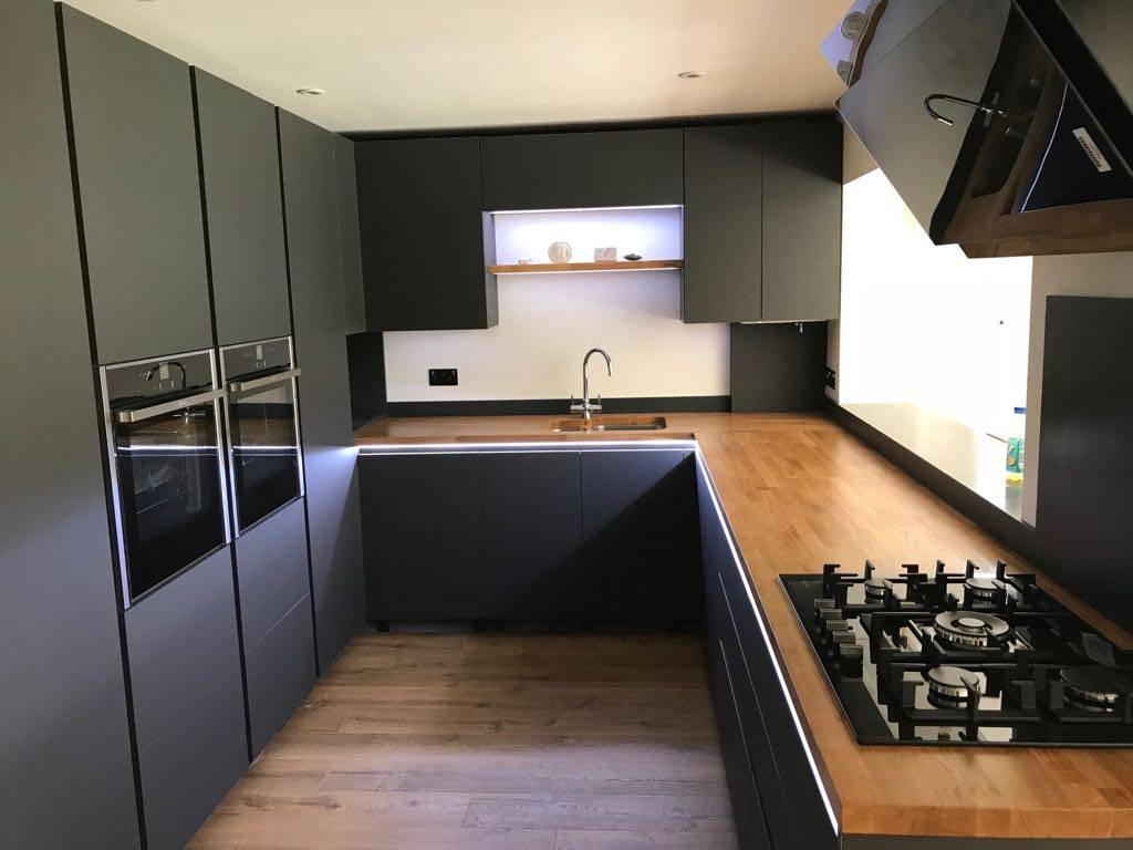 Completely Bespoke Kitchen